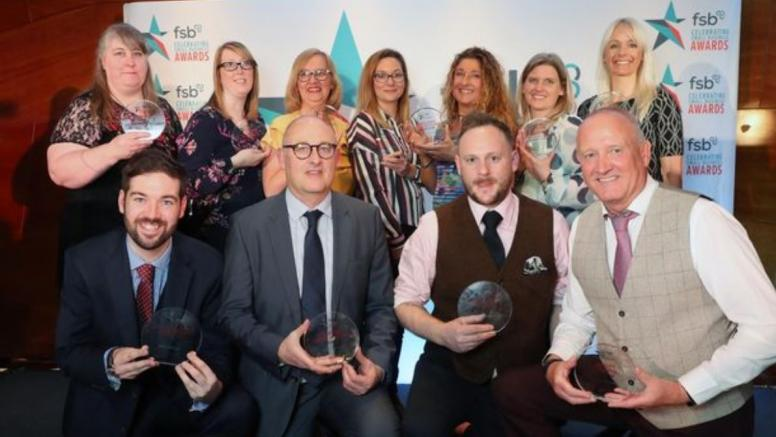FSB Award Winners 2019