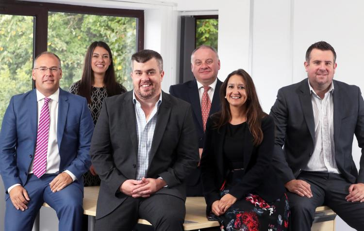 ALS Managed Services - Steve Lanigan and team